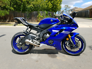 2017 Yamaha YZF R6  Camden Camden Area Preview