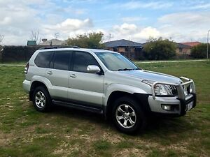 2008 Toyota LandCruiser Wagon Bungendore Queanbeyan Area Preview