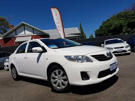 2012 Toyota Corolla Sedan ** Finance Now **