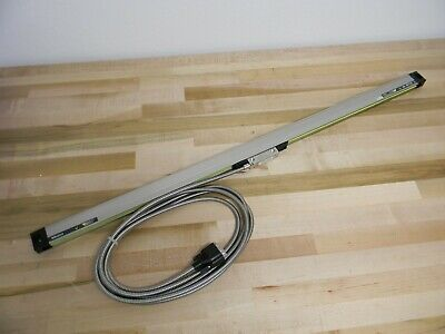 Mitutoyo At715 Series Linear Scale Dro 30750mm Readable Length 539-814 Used
