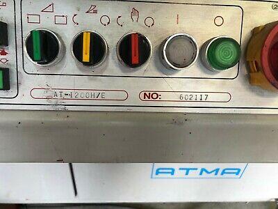 Atma 1200 He Screen Press