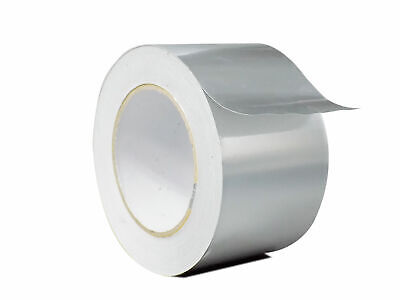 Wod Af-20r Aluminum Foil Tape - 3 In. X 50 Yds For Hvac Air Ducts Insulation