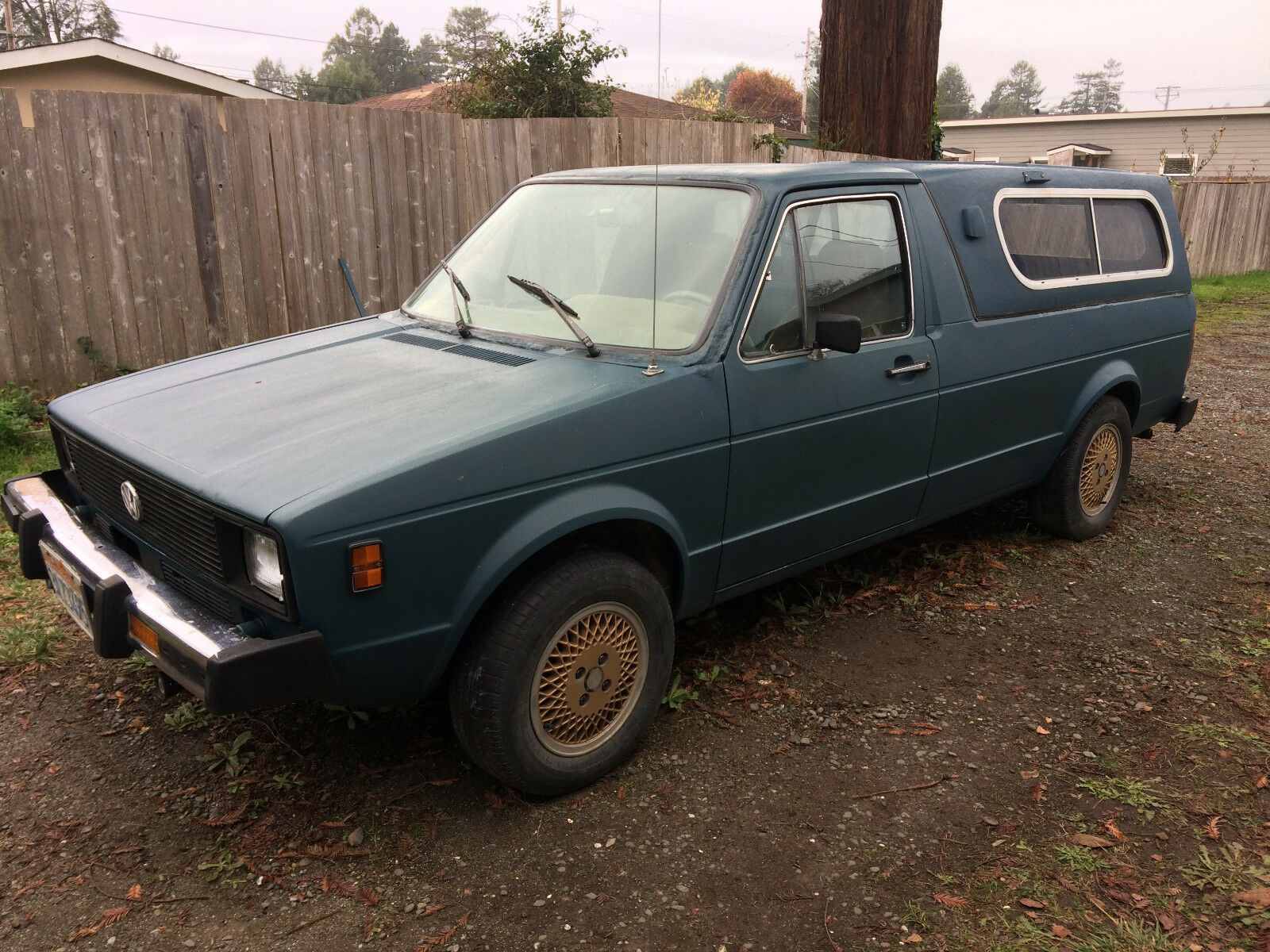 1980 vw volkswagen rabbit diesel pickup truck used volkswagen rabbit for sale in eureka. Black Bedroom Furniture Sets. Home Design Ideas