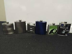 Assorted Hip Flasks Cleveland Redland Area Preview