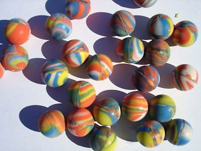 Swirl Bouncing Balls 3 4 Lot Of 144 Carnivals Toys