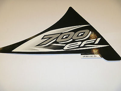 NEW OEM ARCTIC CAT SNOWMOBILE DECAL PART # 6611-661
