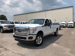 2013 Ford F-250 XLT Extended Cab Long Box 4x4