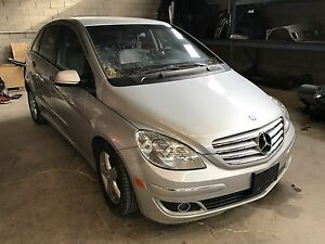2006 Mercedes B200 Parting Out