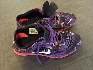Ladies Nike Free size 8.5
