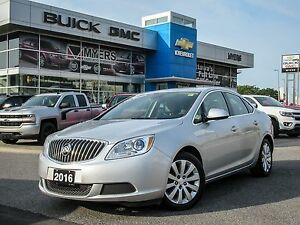 2016 Buick Verano 1SB, AUTO, A/C WIFI, POWER GROUP