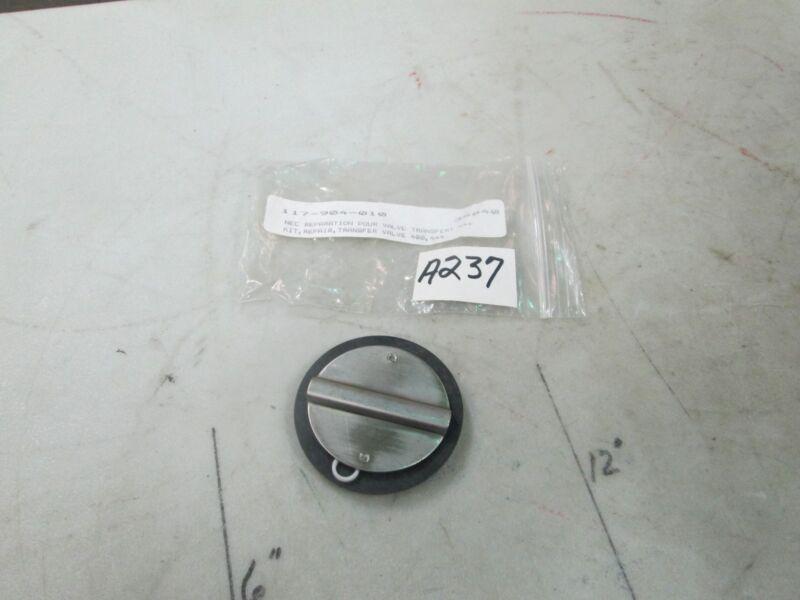 NEC Norgren Replacement Pneumatic Valve Kit #117-904-010 400 & 444 #36840 (NIB)