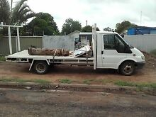 VH Ford Transit 2.4 Turbo Diesel 5 speed cab chassis truck Mount Isa Mt Isa City Preview