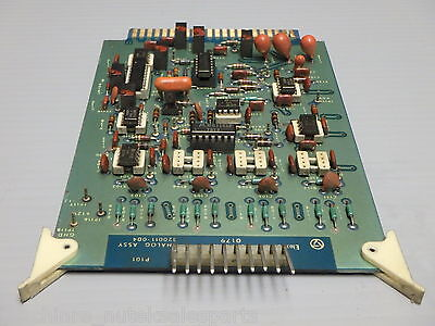 Elox Colt Industries Analog Assy 320011-004320011004 Cnc Pc Circuit Board