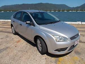2008 Ford Focus CL LT Auto-Matic Hatchback Bungalow Cairns City Preview