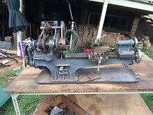 Variable speed metal lathe Austral Liverpool Area Preview
