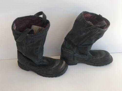 Pro Warrington FireFighter fireman boots 11 3E