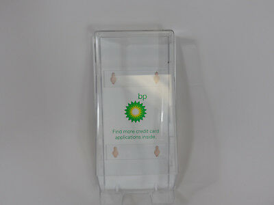 Outdoor Premium Quality Bp 4 X 9 Brochure Holder Gas Station Advertising -new-
