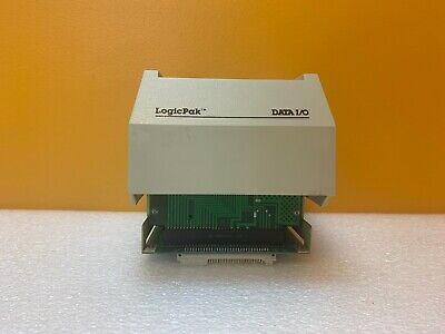 Data Io 950-1942-008 Used With Data Io Programmer Logipak Adapter. Tested