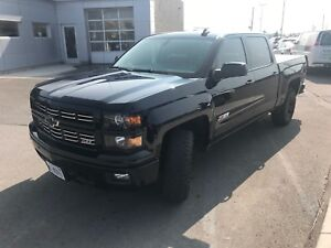 2015 Chevrolet Silverado 1500 2LZ LTZ Midnight Edition