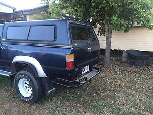 1996 Toyota Hilux Ute Goondiwindi Goondiwindi Area Preview