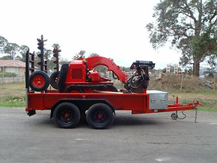 Kanga DT825 Skid Steer