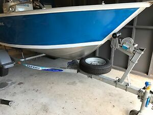 Dunbier boat trailer Wynnum Brisbane South East Preview