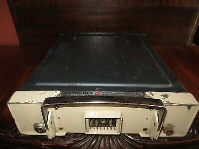 Motorola Vintage 2-way Motrac Low Band Mobile Radio Control Head 1100a