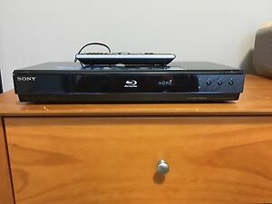 Sony BDP S550 Blu Ray player