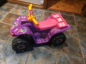 Dora Motorized Quad Windsor Region Ontario image 2