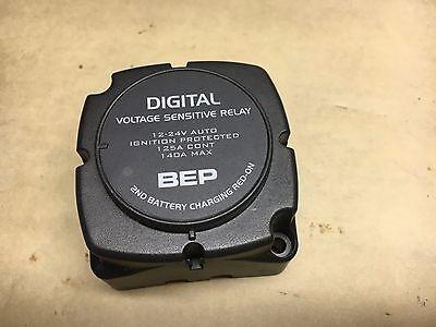 (B E P Digital Voltage Sensitive Relay Part# 710-140A 12-24 Volt NOS)