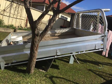 Single cab Ute tray Parramatta Parramatta Area Preview