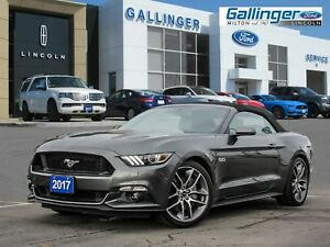 2017 Ford Mustang GT PREMIUM w/NAVIGATION AND 20 INCH WHEELS