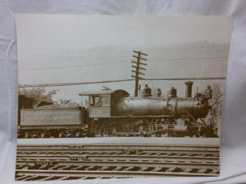 Vtg Large 11 x 14 Train Steam Engine Locomotive 30 Railroad Picture 11x14 RR