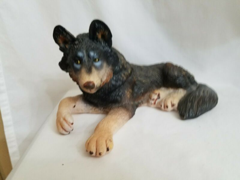 Wolf Dog Bank