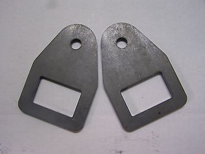 Oliver White 1750 Up 2 Pieces Tractor Drawbar Hanger Roller Plate Support104629a