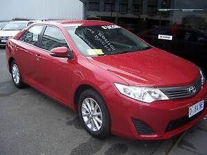 Trusted 2013 Toyota Camry Hobart CBD Hobart City Preview