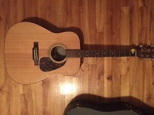 Guitare acoustique ETERNA by YAMAHA