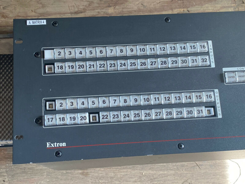 Extron MAV Plus 3232