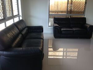 Pure leather lounges Taigum Brisbane North East Preview