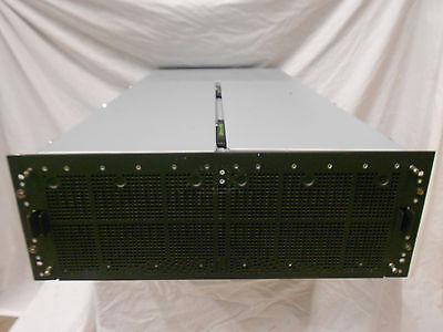 FreeNAS SAN NAS 10Gb Ethernet E5-2660 16GB RAM SATA SAS SSD HD +Trays Supermicro