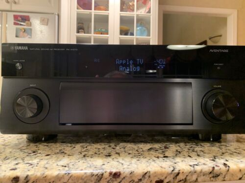 YAMAHA  AVENTAGE RX-A1070 7.2 Channel AVR 4K RECEIVER  PERFECT COND! DOLBY ATMOS