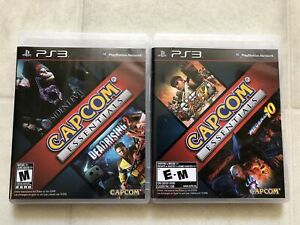 Capcom Essentials PS3