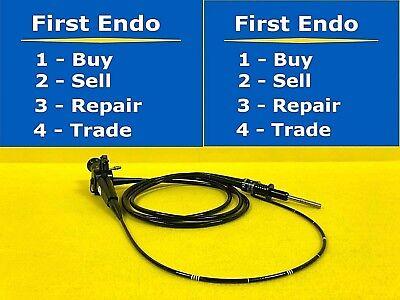Olympus Lf-2 Intubation Scope Endoscope Endoscopy 353-s25