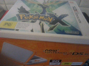 2DS XL & Pokemon X & Omega Ruby Kenwick Gosnells Area Preview