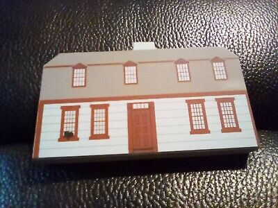 1992 Cats Meow Village Collector Club RARE Abigail Adams Birthplace Weymouth MA