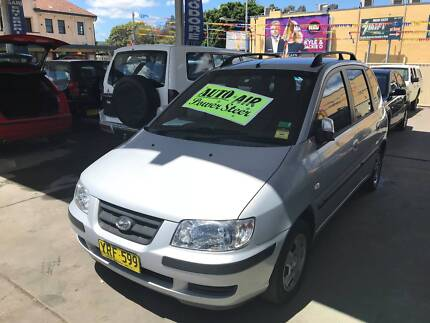 2003 Hyundai Elantra Lavita. Fully Serviced & Inspected !! Granville Parramatta Area Preview