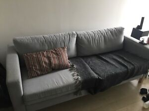 Karlstad ikea couch