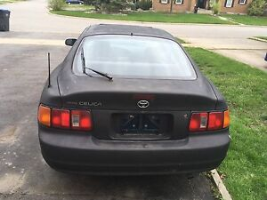 1994 Toyota Celica need gone