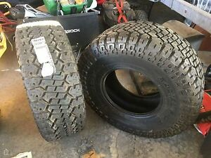 Dick Cepek 37x13.5 R17 brand new(2 tires)