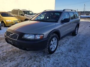 2001 Volvo V70 XC All Wheel Drive, Cross Country ONLY 181690 km